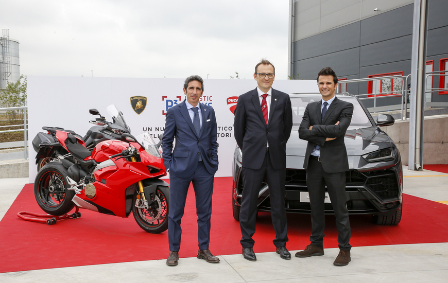 Francesco Milicia (Director of Supply Chain Ducati),